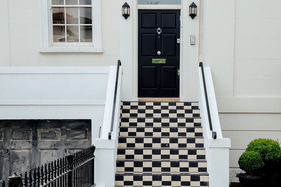 Painting Your Front Door For Curb Appeal