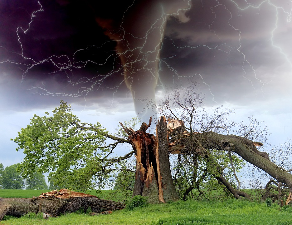 How To Prepare Yourself For A Big Storm or Tornado
