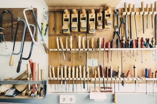 3 Easy Storage #Hacks For Your Garage